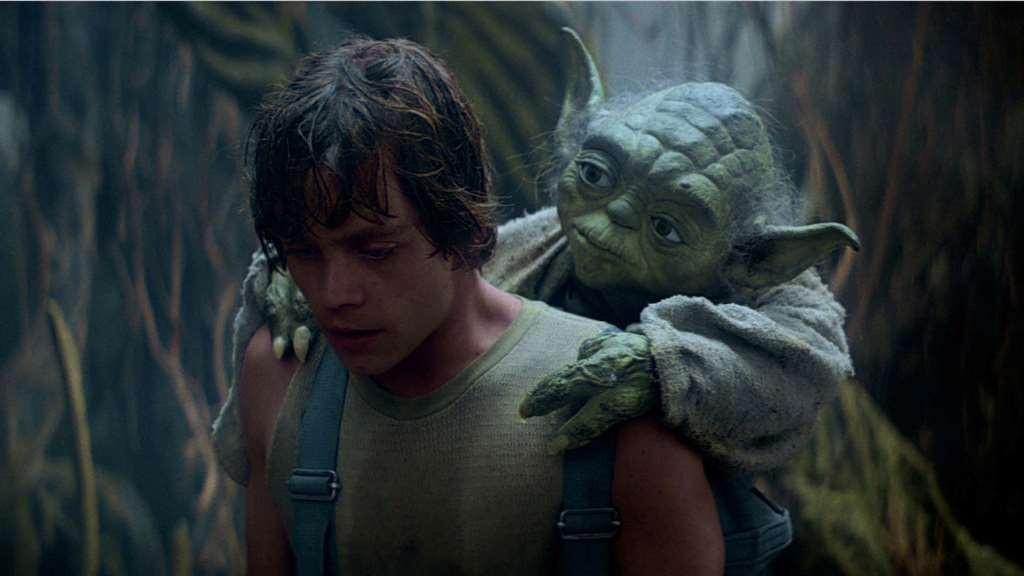 """""""Sempre per te non può essere fatto."""" (Yoda)"""
