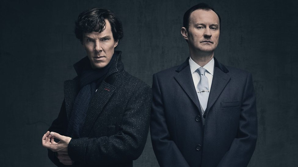 """Freelancers are too woolly, too messy. I don't like loose ends."" Mycroft Holmes"